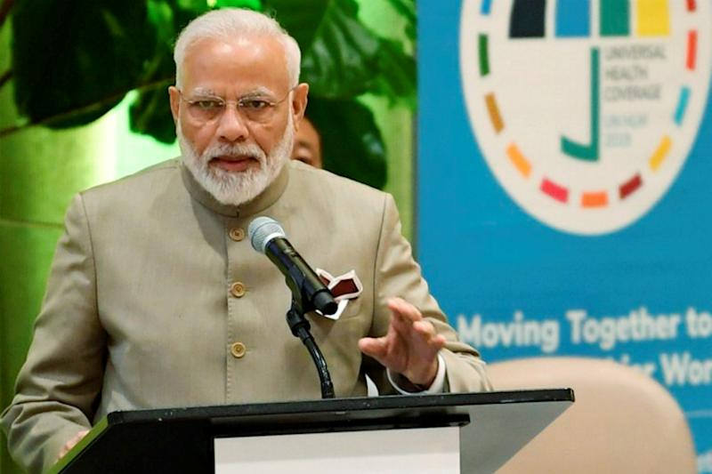 Narendra Modi UN Speech LIVE Streaming: When And Where to Watch PM's Address at UNGA's 74th Session Today