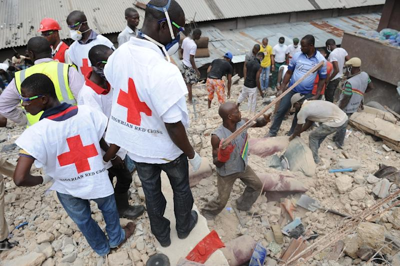 Building collapses are common in Nigeria, particularly during seasonal rains