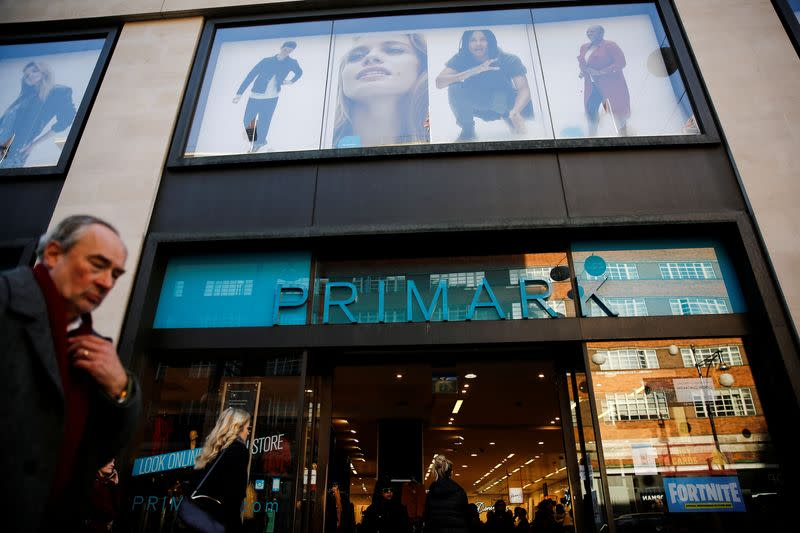 No need to be so gloomy about UK consumer, says Primark boss