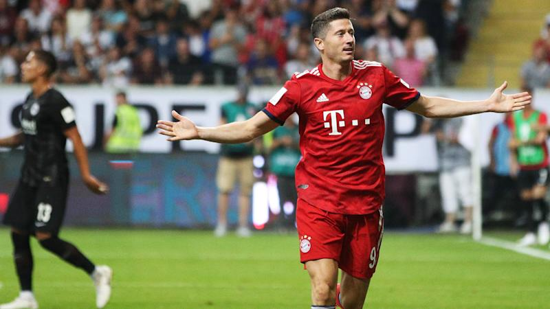 Kovac praises three-goal Lewandowski but thanks Heynckes