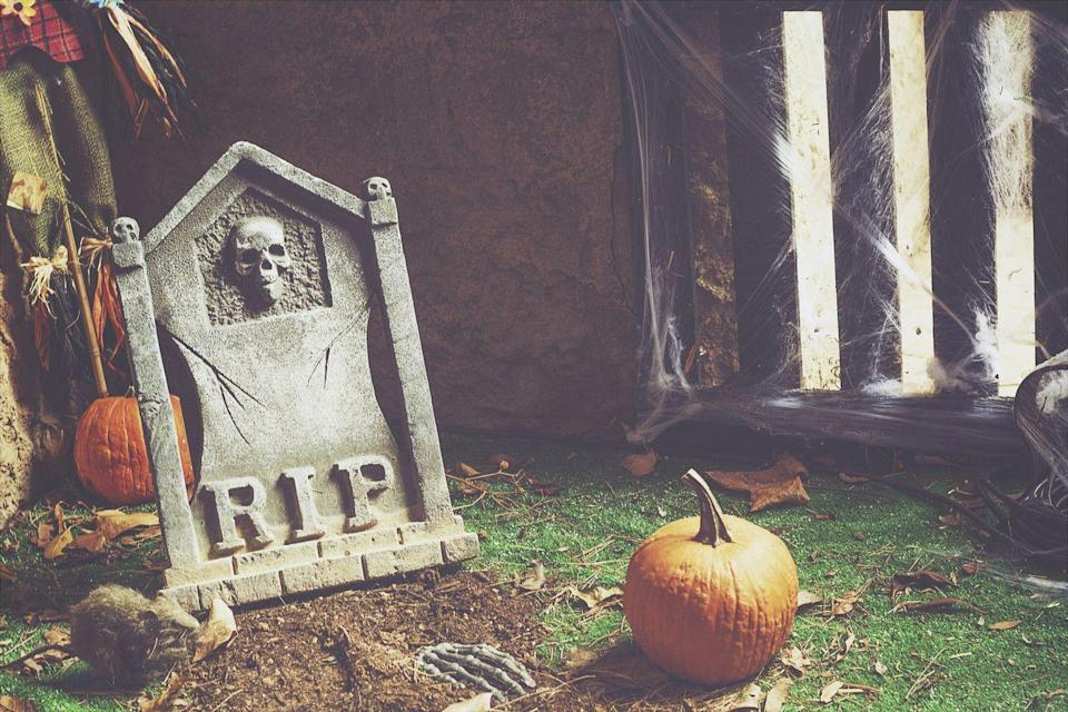 """<p>Keep your little monsters entertained this Halloween by throwing a skeleton scavenger hunt party. Hide faux bones around your yard or house and send the kids out to find them all. </p><p><a class=""""link rapid-noclick-resp"""" href=""""https://www.amazon.com/Spookiest-Halloween-Decoration-4Es-Novelty/dp/B07DX61Y1B?tag=syn-yahoo-20&ascsubtag=%5Bartid%7C10072.g.28787574%5Bsrc%7Cyahoo-us"""" rel=""""nofollow noopener"""" target=""""_blank"""" data-ylk=""""slk:SHOP FAUX BONES"""">SHOP FAUX BONES</a></p>"""