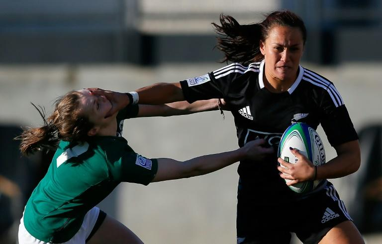 Transgender women should not play elite women's rugby - World Rugby