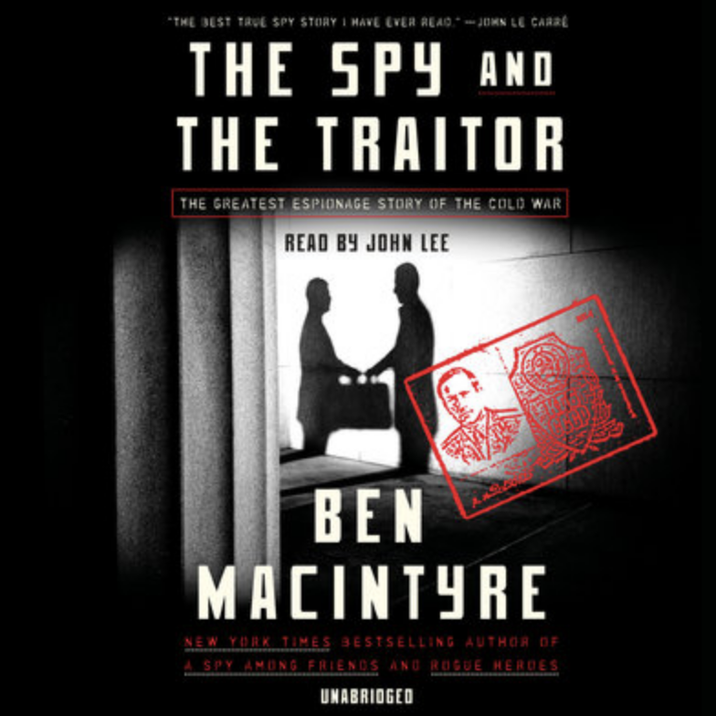 Why you'll love it: In this true-life spy story, Oleg Gordievsky worked his way to becoming the Soviet Union's top man in London while secretly working for MI6, exposing intelligence plots during the Cold War. The CIA became obsessed with uncovering the spy, but wasn't able to do so until getting the help of another man:Aldrich Ames.Start listening on Libro.FM