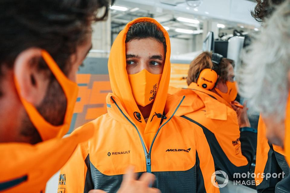 "Lando Norris, McLaren <span class=""copyright"">Steve Etherington / Motorsport Images</span>"