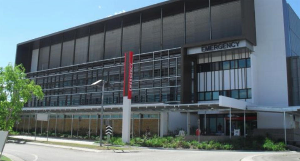 The Townsville University Hospital