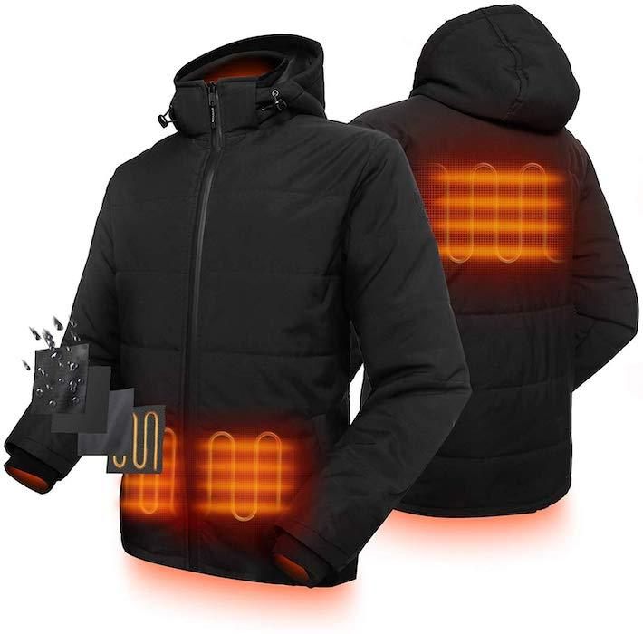Heating elements run across the front and back. (Photo: Amazon)