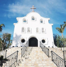 <p>This is the quaint and beautiful building where the couple are said to be making their vows in front of close friends and family, including the 44-year-old Today host's three children, Jackson, River and Ava.<br>Source: Instagram/officiallyquigley </p>