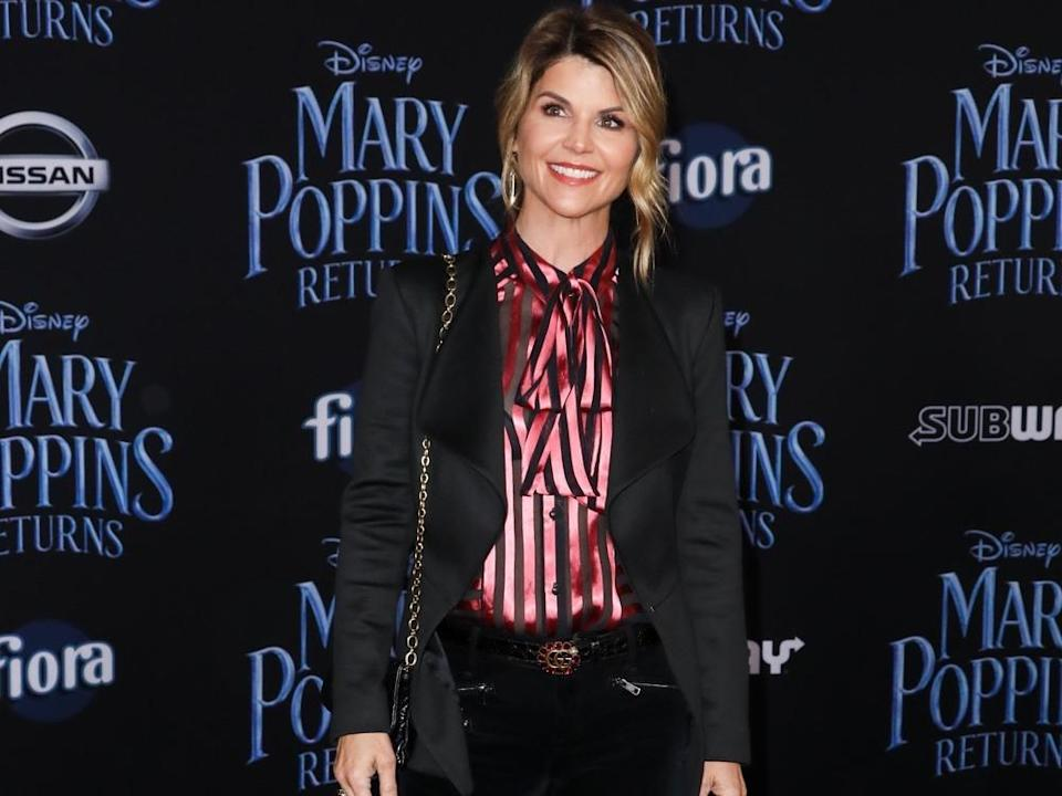 Lori Loughlin 2018 bei einer Veranstaltung in Hollywood (Bild: David Acosta/Image Press Agency/ImageCollect)