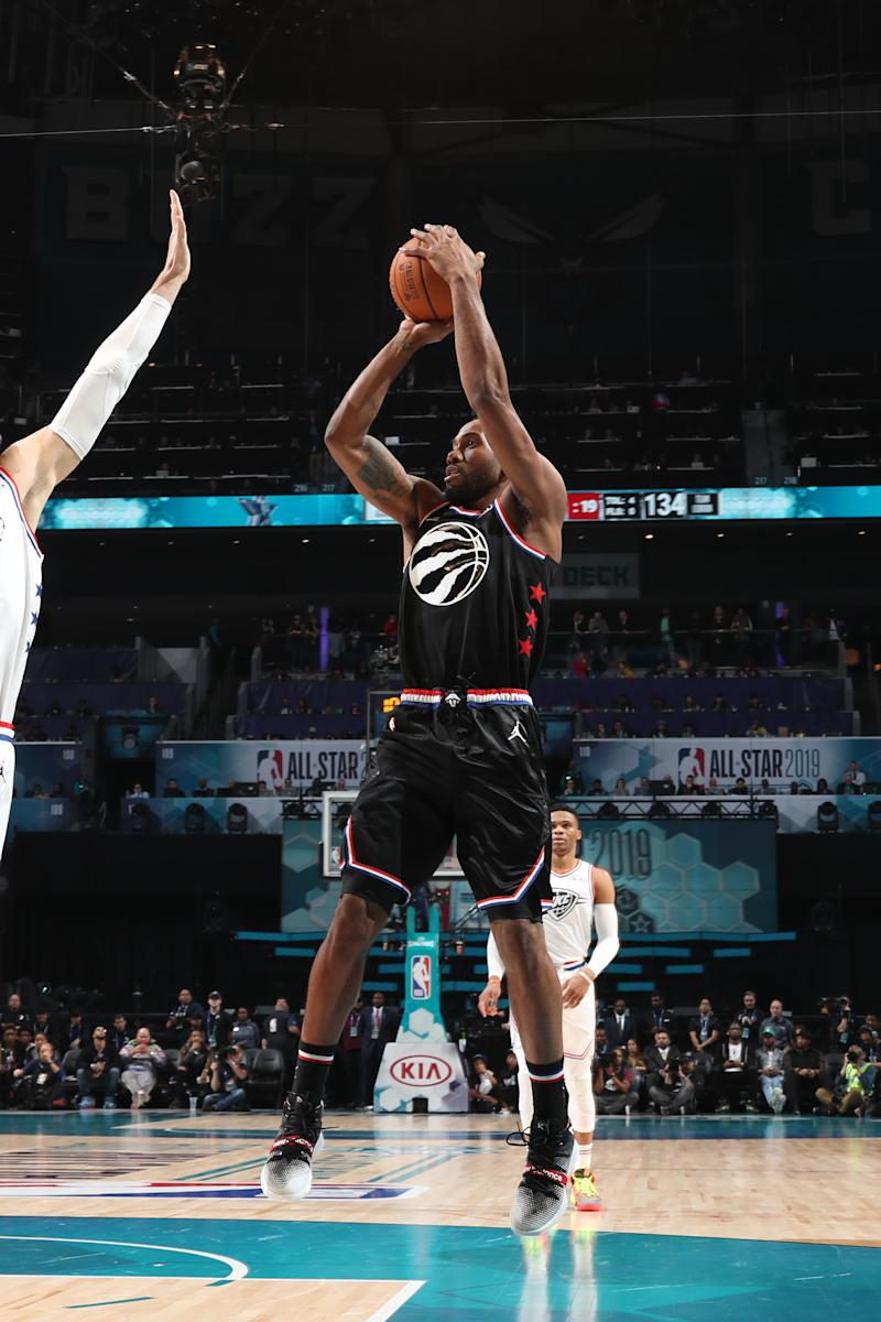 c0282932d72 Team LeBron rallies to beat Team Giannis