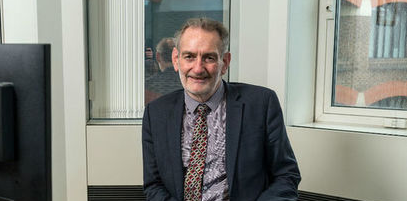Ian Diamond was knighted in 2013 for his services to social science and higher education. Photo: Gov.uk