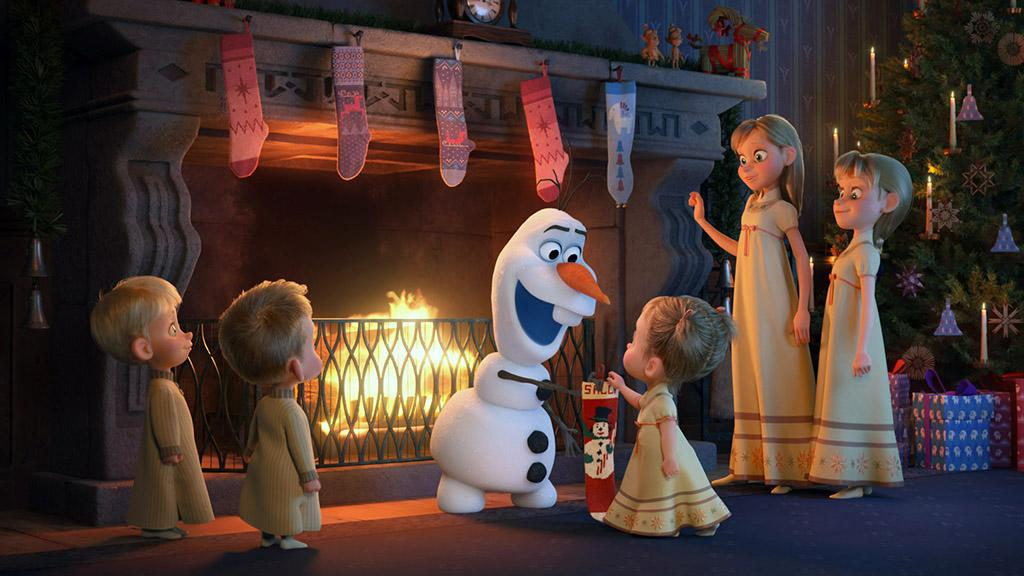 <p>In a different context — say, as a TV special — the <em>Frozen </em>snowman's musical adventure might have been embraced (or at least tolerated) by Disney fans. Unfortunately, <em>Olaf's Frozen Adventure</em> opened in front of the feature film <em>Coco. </em>The featurette's haphazard plot — the doofy snowman tries to find the perfect holiday tradition for Elsa and Anna — is a jarring contrast to the elegant simplicity of those in the shorts that normally precede Pixar's films. Worse still, at 22 minutes, <em>Olaf</em> ate up young viewers' attention spans before they even got a glimpse of the far superior feature<em>. </em> —<em> Gwynne Watkins </em>(Photo: Everett Collection) </p>
