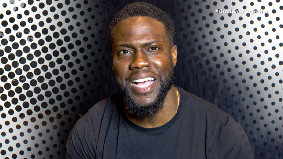 Kevin Hart will host the MDA telethon, returning after a six-year hiatus this weekend. It's just one of the reasons that critics of the event are unhappy. (Photo: Getty Images/Getty Images for EIF & XQ)