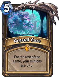 'Hearthstone' Crystal Core Rogue Guide: The Most Broken Deck In 'Journey To Un'Goro'