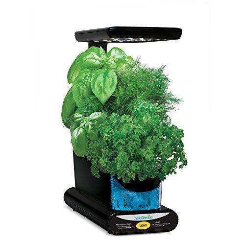 """<p><strong>AeroGarden</strong></p><p>amazon.com</p><p><strong>$89.99</strong></p><p><a href=""""https://www.amazon.com/dp/B010NBJLZU?tag=syn-yahoo-20&ascsubtag=%5Bartid%7C1782.g.32837828%5Bsrc%7Cyahoo-us"""" rel=""""nofollow noopener"""" target=""""_blank"""" data-ylk=""""slk:BUY NOW"""" class=""""link rapid-noclick-resp"""">BUY NOW</a></p><p>For fresh herbs and spices, natural light is pretty important. Without it, even the most cared for plants will turn into a basil graveyard. If you don't get much sun in the kitchen, these LED grow lights will help your herbs and veggies become and stay nice and strong.</p>"""