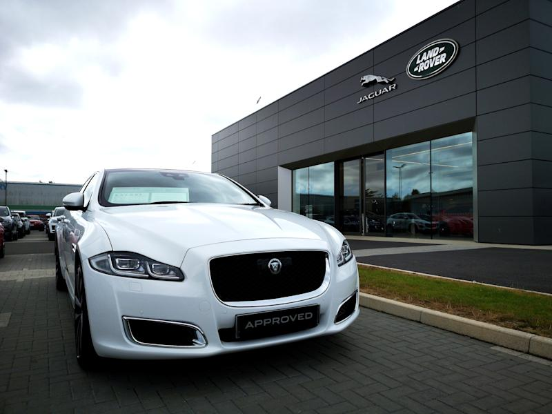Jaguar Land Rover Limited is a British multinational automotive company. Credit: Getty.