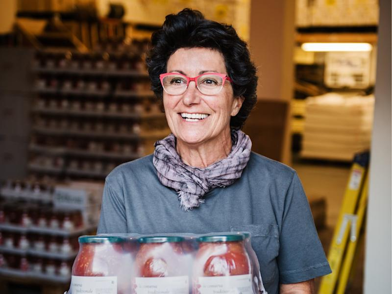 Meet the Woman Who Brings You the Best Food Italy Has to Offer