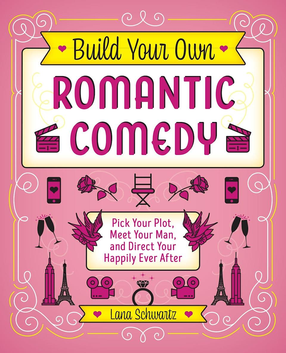 """<p>Remember those <em>Choose Your Own Adventure</em> books from childhood that we all loved so much? Well, take a dash of that, throw in every rom-com you've ever loved, and you get this <a href=""""https://ulyssespress.com/books/build-your-own-romantic-comedy/"""" rel=""""nofollow noopener"""" target=""""_blank"""" data-ylk=""""slk:brilliantly fun book"""" class=""""link rapid-noclick-resp"""">brilliantly fun book</a> you'll want to explore again and again.</p> <p><strong>$24.95, <a href=""""https://ulyssespress.com/books/build-your-own-romantic-comedy/"""" rel=""""nofollow noopener"""" target=""""_blank"""" data-ylk=""""slk:ulyssespress.com"""" class=""""link rapid-noclick-resp"""">ulyssespress.com</a></strong></p>"""