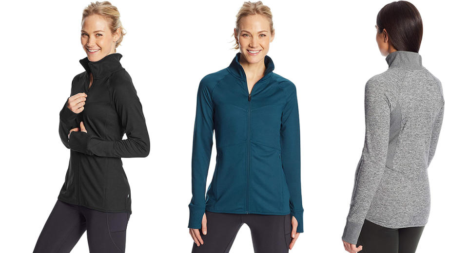 C9 Champion Women's Full Zip Cardio Jacket. (Photo: Amazon)
