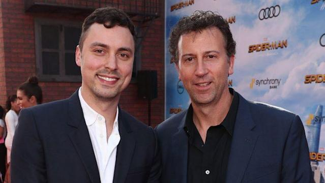 'Spider-Man: Homecoming' writers John Francis Daley and Jonathan Goldstein (Getty Images)