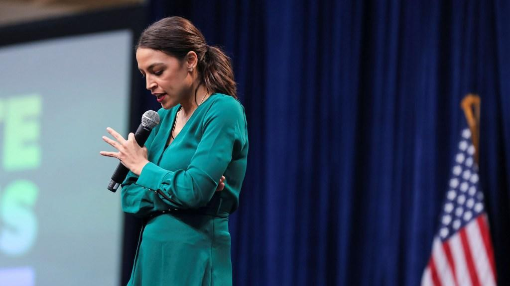 Ocasio-Cortez Refuses to Pay DCCC Dues, Frustrating House Dems