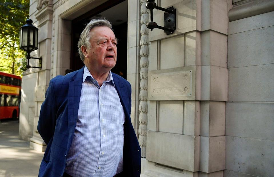 <p>Sir Ken Clarke said he was 'troubled' by the 'very awkward situation'</p>REUTERS
