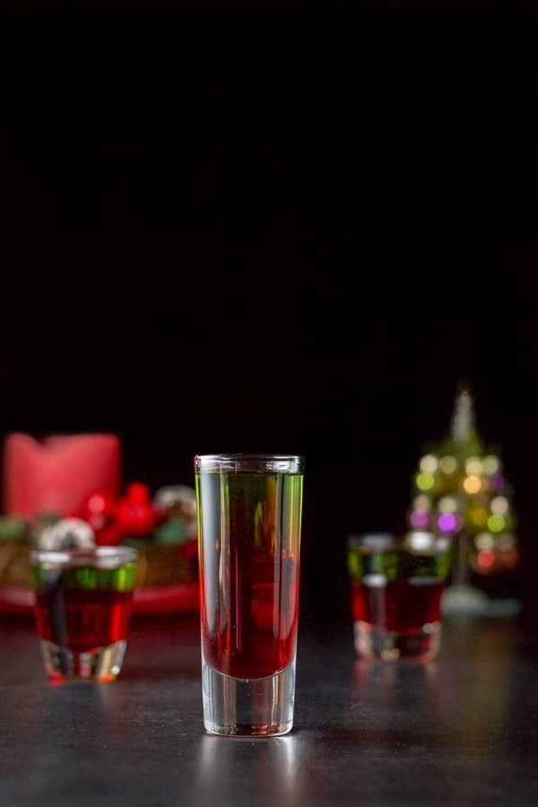 "<p>Sometimes, the best recipes are the simplest ones. (Read: You've probably already got the two ingredients you need for these tasty shots in your liquor cabinet right now.) </p><p><em><a href=""https://dishesdelish.com/christmas-shot/"" rel=""nofollow noopener"" target=""_blank"" data-ylk=""slk:Get the recipe from Dishes Delish »"" class=""link rapid-noclick-resp"">Get the recipe from Dishes Delish <em>»</em></a></em></p>"