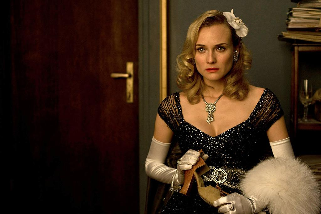 "<a href=""http://movies.yahoo.com/movie/contributor/1808488303"">Diane Kruger</a> in The Weinstein Company's <a href=""http://movies.yahoo.com/movie/1808404206/info"">Inglourious Basterds</a> - 2009"