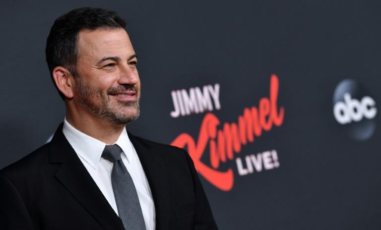 Late night talk show host Jimmy Kimmel has the tough task of hosting the Emmys, the first major pandemic-era awards show