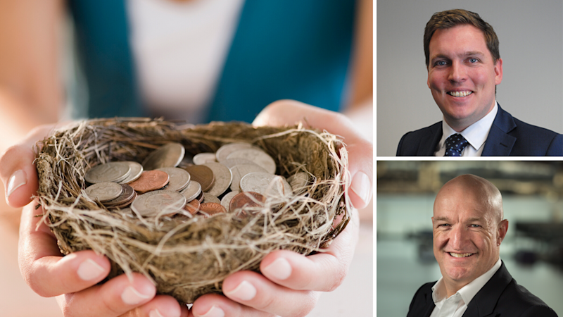 Here's what you can do to protect your superannuation. (Source: Getty, supplied)