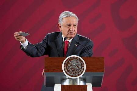 Mexican president says referendums could decide fate of ex-presidents