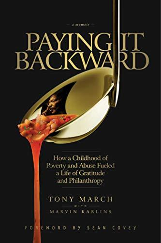 """Paying It Backward,"" by Tony March (Amazon / Amazon)"