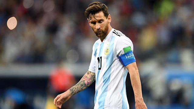 Lionel Messi is known as one of soccer's all-time legends, yet he has yet to win a major title with Argentina. After a damning defeat to Croatia, how will the Argentinian's legacy be affected?