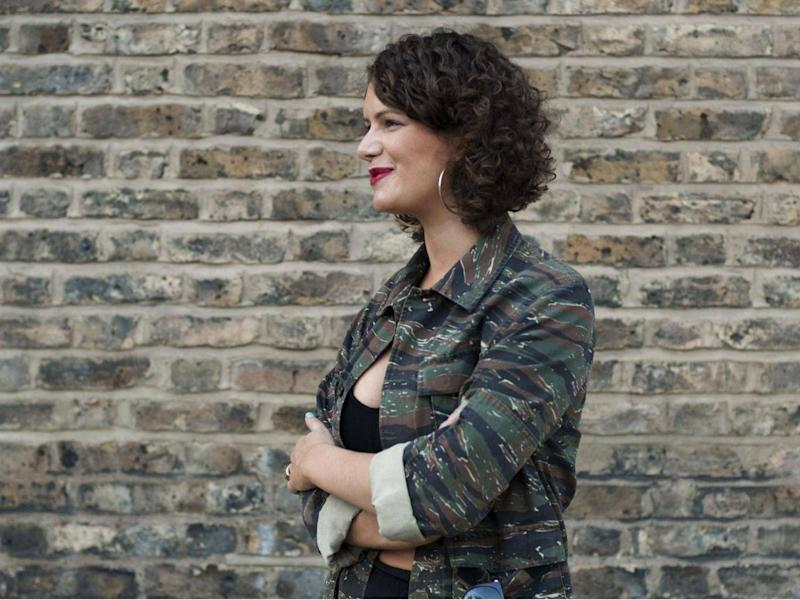 The DJ Emily Rawson founded Rock the Belles, an all-female DJ collective (Ian Kiffin)