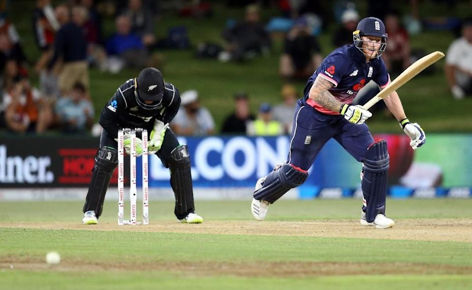 Stokes spoke about missing the Ashes after being sidelined over an alleged fight outside a nightclub (AFP Photo/MICHAEL BRADLEY)