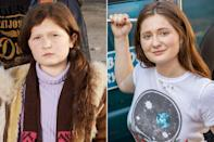 <p>Fans have watched Debbie, played by Kenney, mature from being the scrappy little sister to surprising audiences as she turns out to be more like Frank than fans would've liked.</p> <p>Since the show has aired, Kenney has also played Harris Conner-Healy on the TV comedy <em>The Conners</em> (2018-2021) and is currently in the works to voice Sarma from the animated film <em>My Love Affair with Marriage</em>.</p>