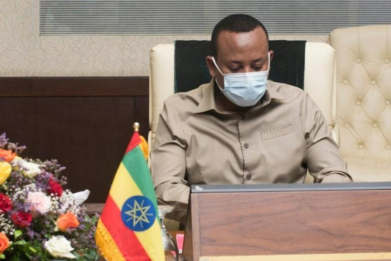 """Ethiopian Prime Minister Abiy Ahmed said the attack on the military camp left """"many martyrs, injuries and property damage"""""""