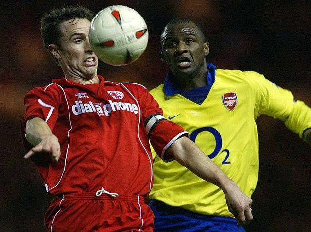 Gareth Southgate played for Crystal Palace, Aston Villa and Middlesbrough