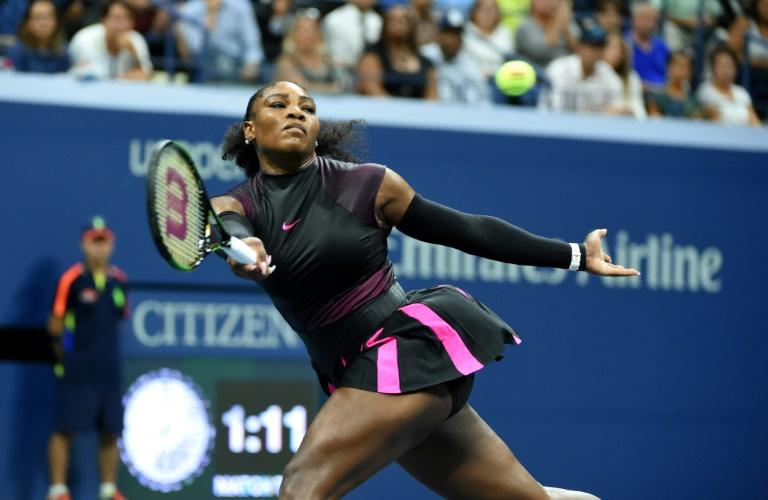 Serena Williams of the US revealed that she is expecting her first baby, triggering speculation that she may never return to tennis