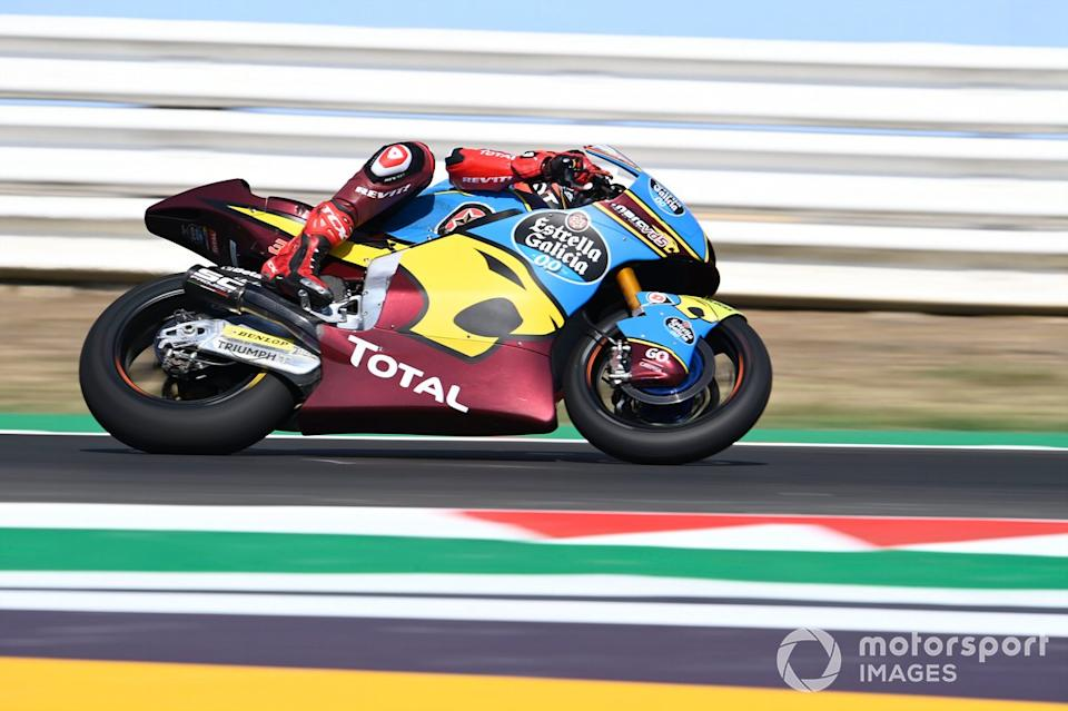 "Augusto Fernandez, Marc VDS Racing<span class=""copyright"">Gold and Goose / Motorsport Images</span>"