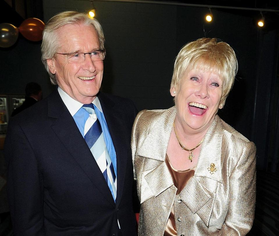 Corrie's Bill Roache previously opened up about his grief. Copyright: [Rex]