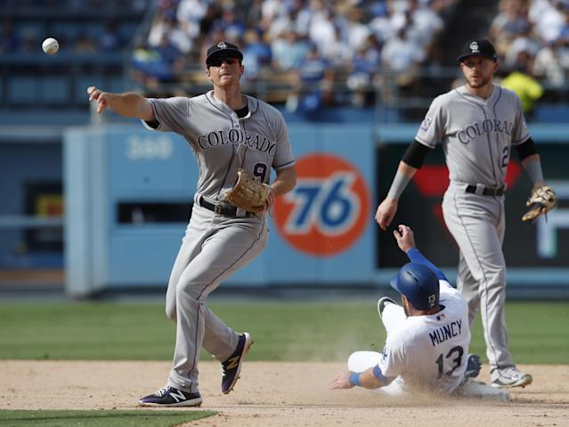 The Colorado Rockies will travel to Chicago on Monday night and face the Cubs Tuesday in the NL wild card game. (EFE/Mike Nelson)