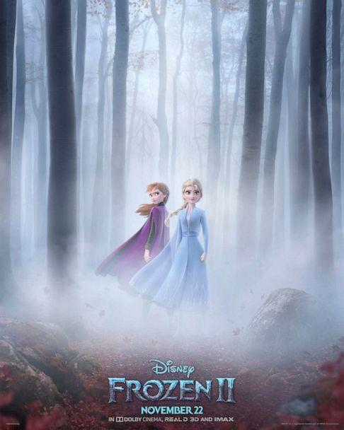 PHOTO: The poster for 'Frozen 2.' (Disney)