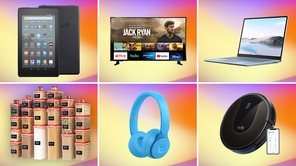 We tracked down the very best Cyber Monday deals at Amazon. (Photo: Amazon)