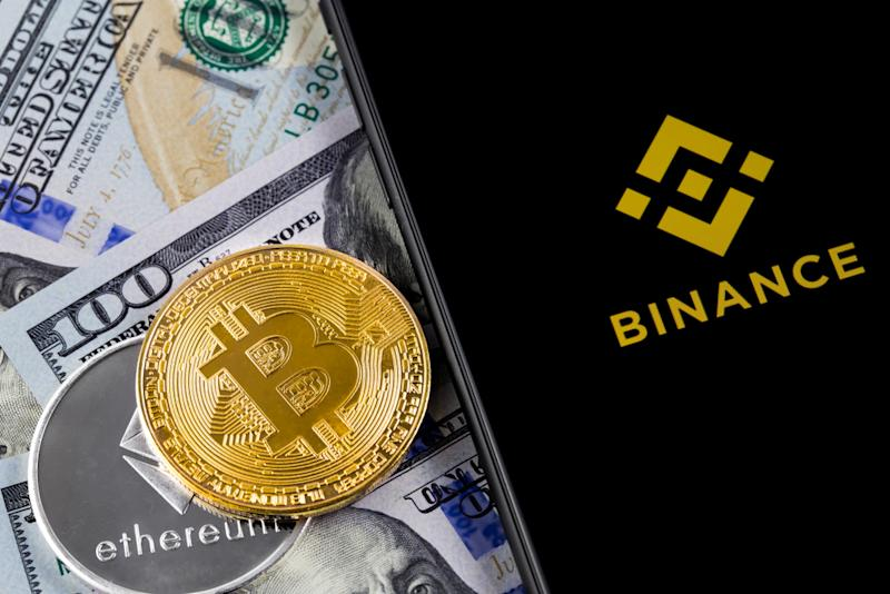 binance crypto cryptocurrency exchange
