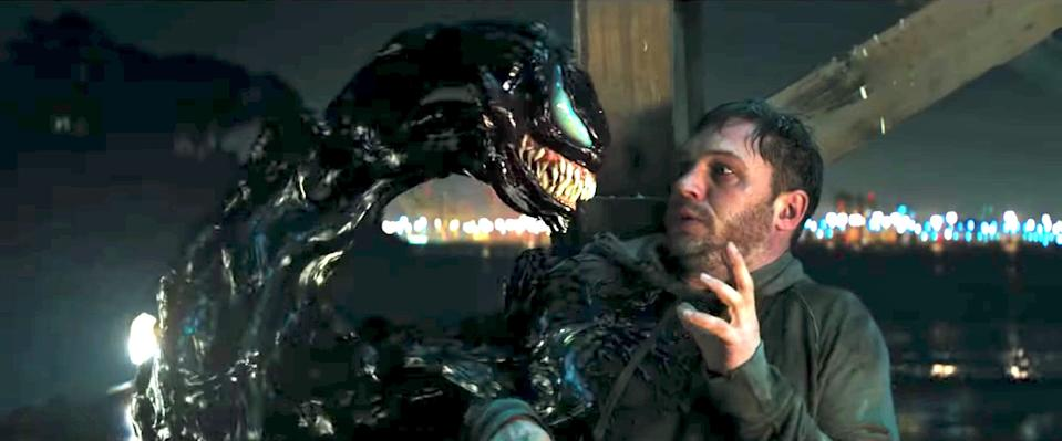 """""""Venom: Let There Be Carnage."""""""
