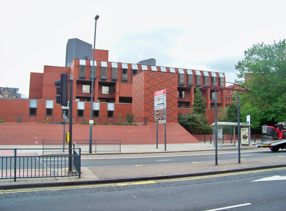 Higgins appeared in the dock at Leeds Crown Court charged with manslaughter at the start of of a five-week trial. (Wikipedia)