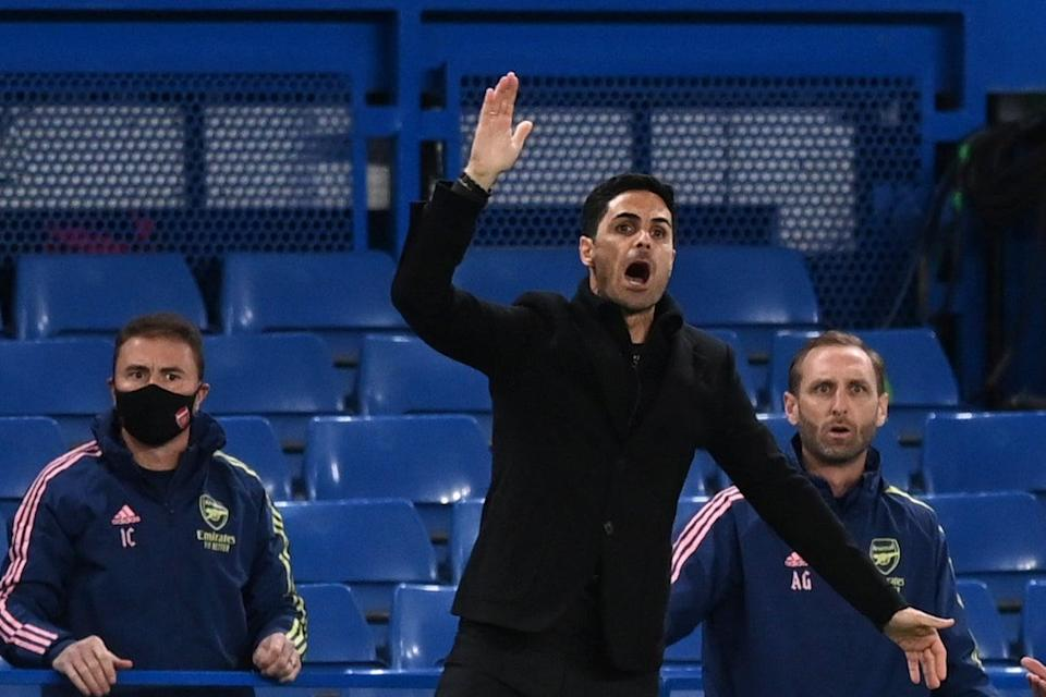 """<p>Arteta insists """"nothing is broken"""" at Arsenal</p> (Getty Images)"""
