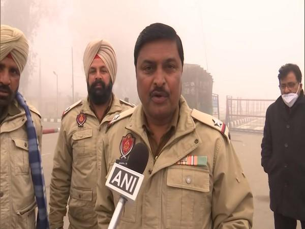 Assistant sub-inspector (ASI) Arunpal Singh (Photo ANI)