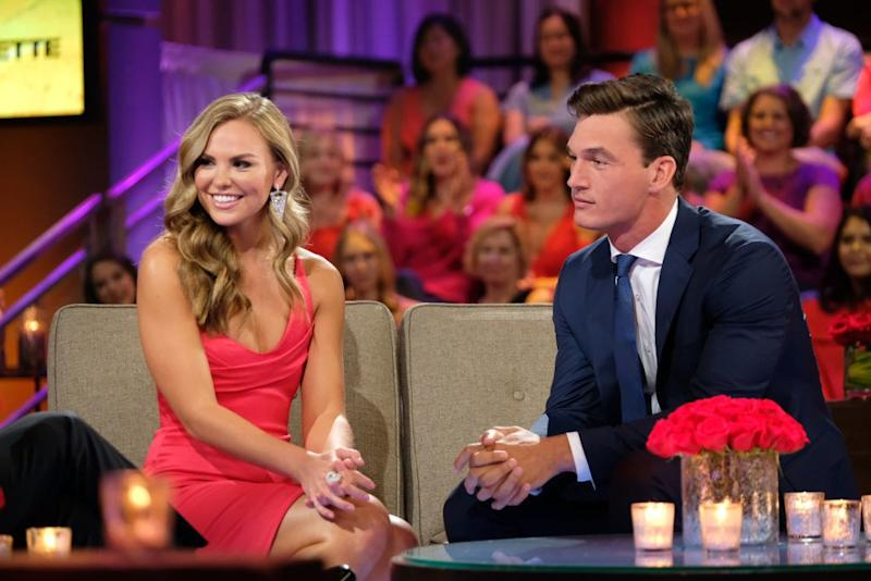 On The Bachelorette Hannah rejected her final pick in favor of a casual drink with fan favorite Tyler Cameron.