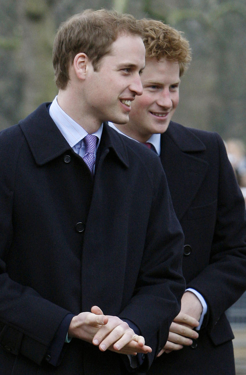 William and Harry set up the Royal Foundation in 2009. [Photo: Getty]